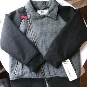 Osh Kosh Boys jacket size 4T. Brand new with tag